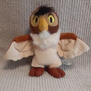 Disney Plush Beanie- Owl